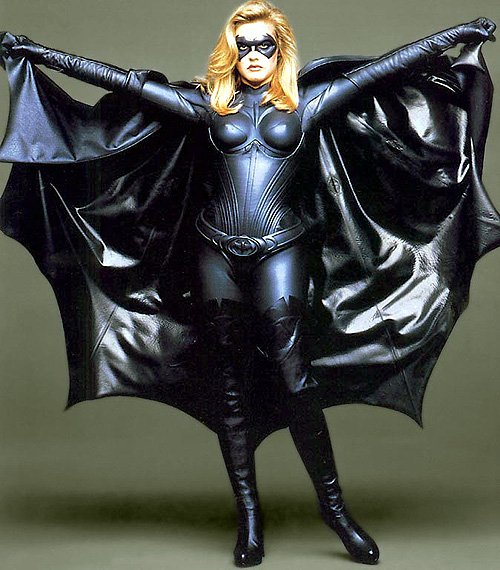 Leather Leather Leather Blog: TOP 10 Super Heroine Films