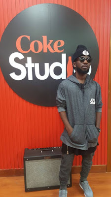 Photos: Bisa Kdei For Next Season Of Coke Studio Africa