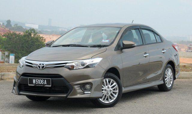 Toyota Vios thế hệ mới sẽ ra mắt vào 2018