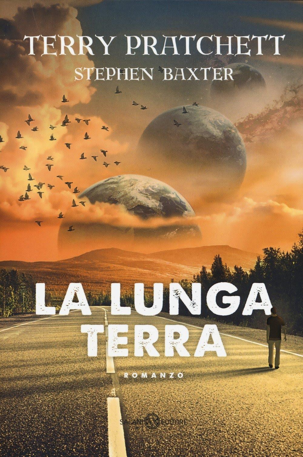 La lunga terra di Terry Pratchett e Stephen Baxter