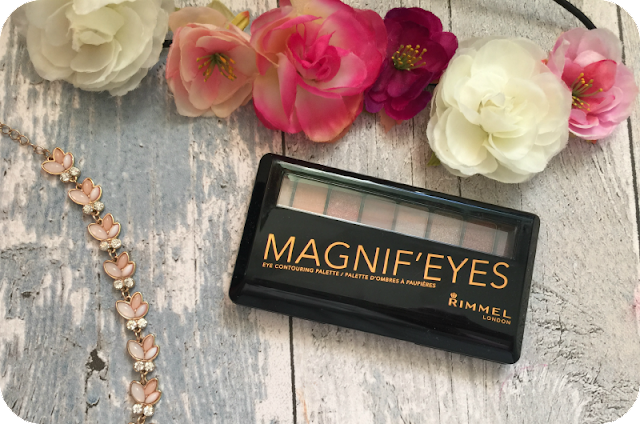 rimmel magnif'eyes london nudes calling review