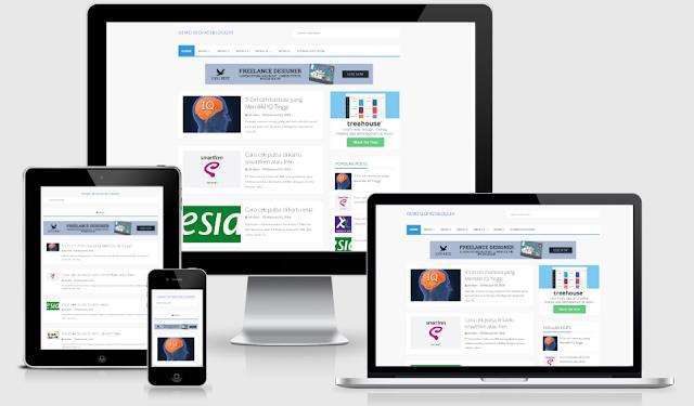 Chia sẻ Template Blogger tốc độ tải trang cực nhanh