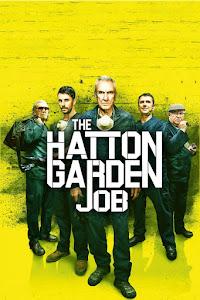 The Hatton Garden Job Poster