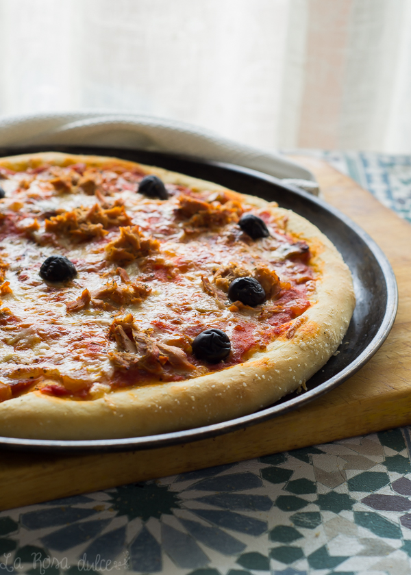 Cómo hacer la mejor masa de pizza casera