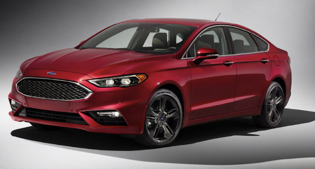 2017 Ford Fusion Sport with Performance Tires Review