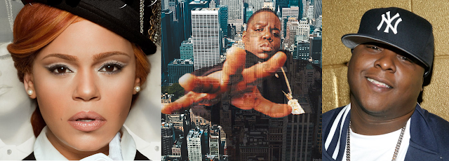 Faith Evans and Notorious BIG ft Jadakiss - NYC