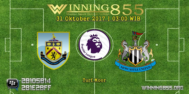 Prediksi Akurat Burnley vs Newcastle | 31 Oktober 2017