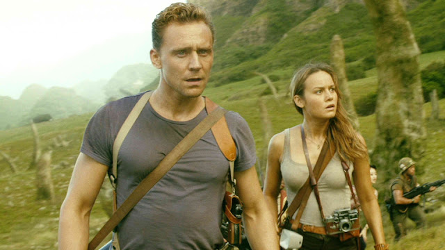 Kong: Skull Island - Tom Hiddleston & Brie Larson