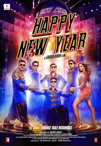 Happy New Year (2014) Movie Poster No. 4