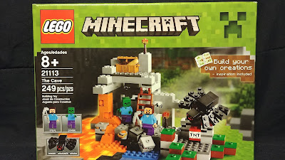 ZC-Infinity Reviews: MonthCraft: The Brick Miser: Lego