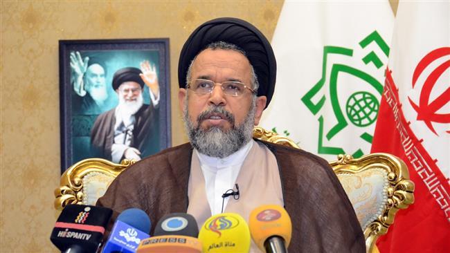 Over 120 terrorist attacks thwarted across Iran in recent years: Intelligence Minister Mahmoud Alavi