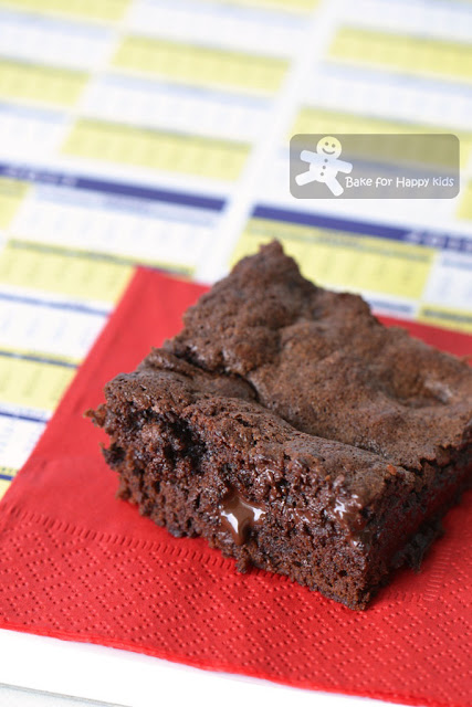 Easy everyday brownies Nigella Lawson