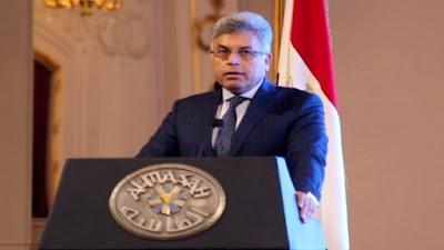اللواء محمد عرفان - رئيس هيئة الرقابة الإدارية