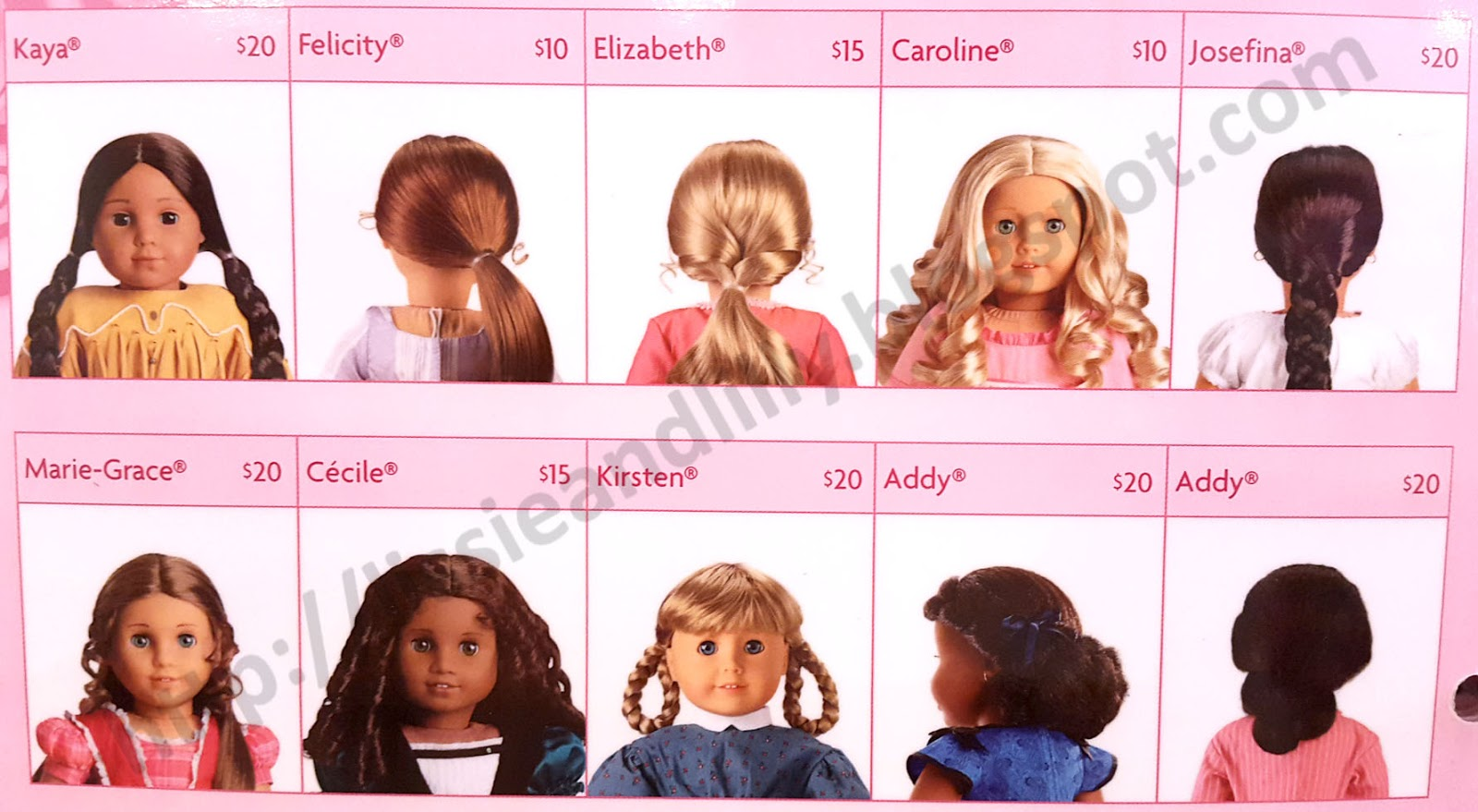 american girl hair salon styles american doll hairstyles fade haircut 1991 | WM%2B20150521 122255