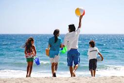 Tips Liburan Hemat Bersama Keluarga