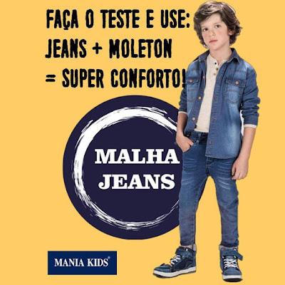 jeans e malha mania kids