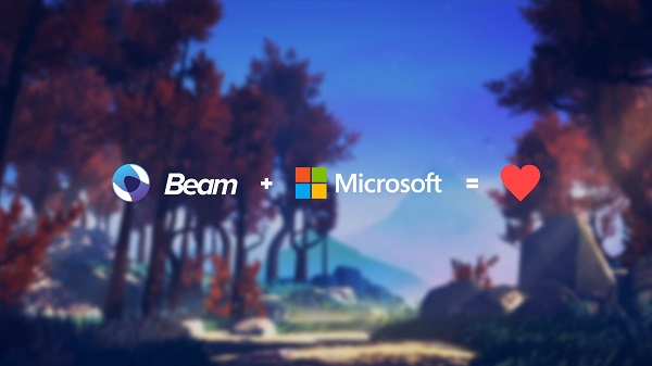 Microsoft buys interactive livestreaming service 'Beam'