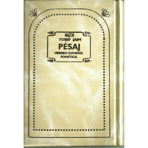 Majzor de Pesaj- Yosef Haim