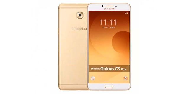 Spesifikasi dan Harga Galaxy C9 Pro