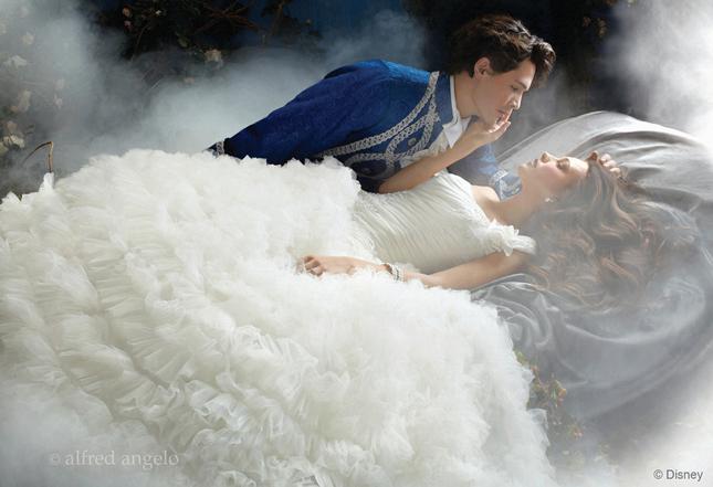 Modern Fairy Tale Princess Wedding Dresses - Part 1 - Belle The Magazine