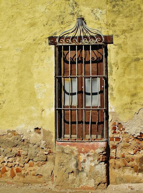 Arquitetura colonial do Centro histórico de Trinidad, em Cuba.