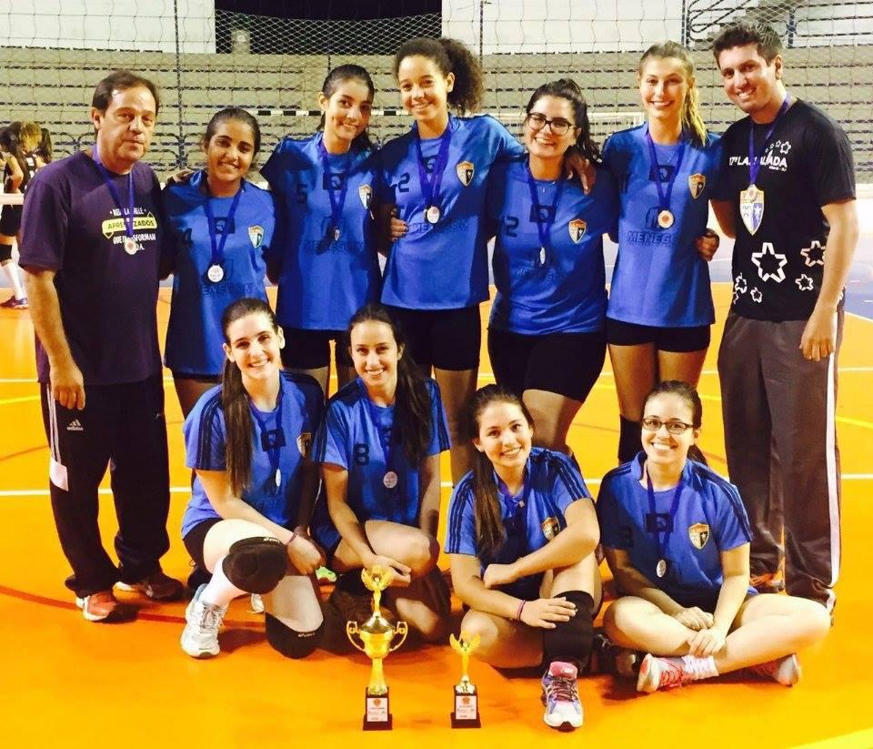 La Salle vence Copa Kalé de Voleibol Feminino af90171ad7fed