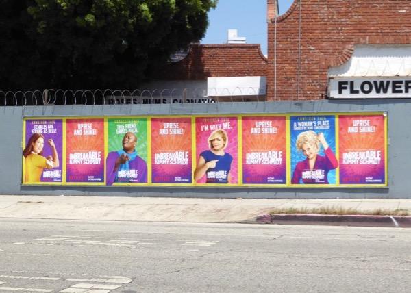 Unbreakable Kimmy Schmidt season 3 posters