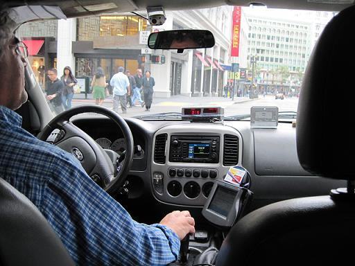 サンフランシスコ 2009/夏 #80 「次回予告『タクシーの運ちゃんかく ...