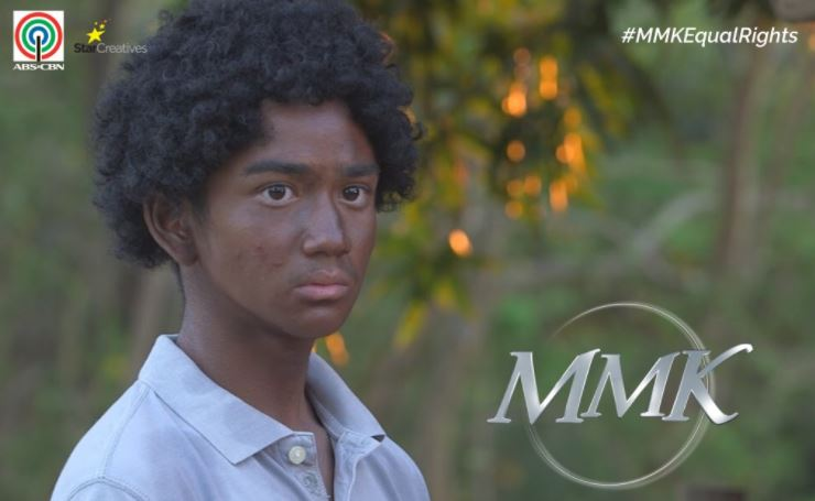 #MMKEqualRights: Norman uses his education to uphold rights of aetas