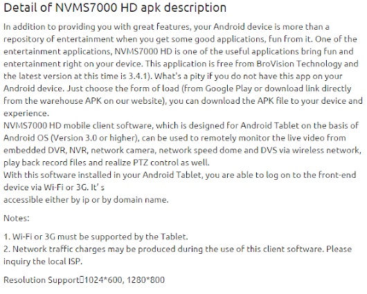 NVMS7000 HD 3.4.1 apk | APKs 4 Fun-Download Android Apps, Games, Apks and Much More