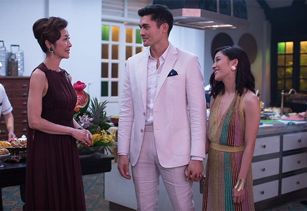Review: Crazy Rich Asians Movie + Book + Story about LOVE