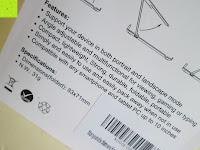 Hinweise: Marrywindix Mehrere Karten-slots Multi-Winkel Handy Smartphone Tablet E-Reader Allgemeine Halterung Ständer Handyhalterung (Grau-Weiß)
