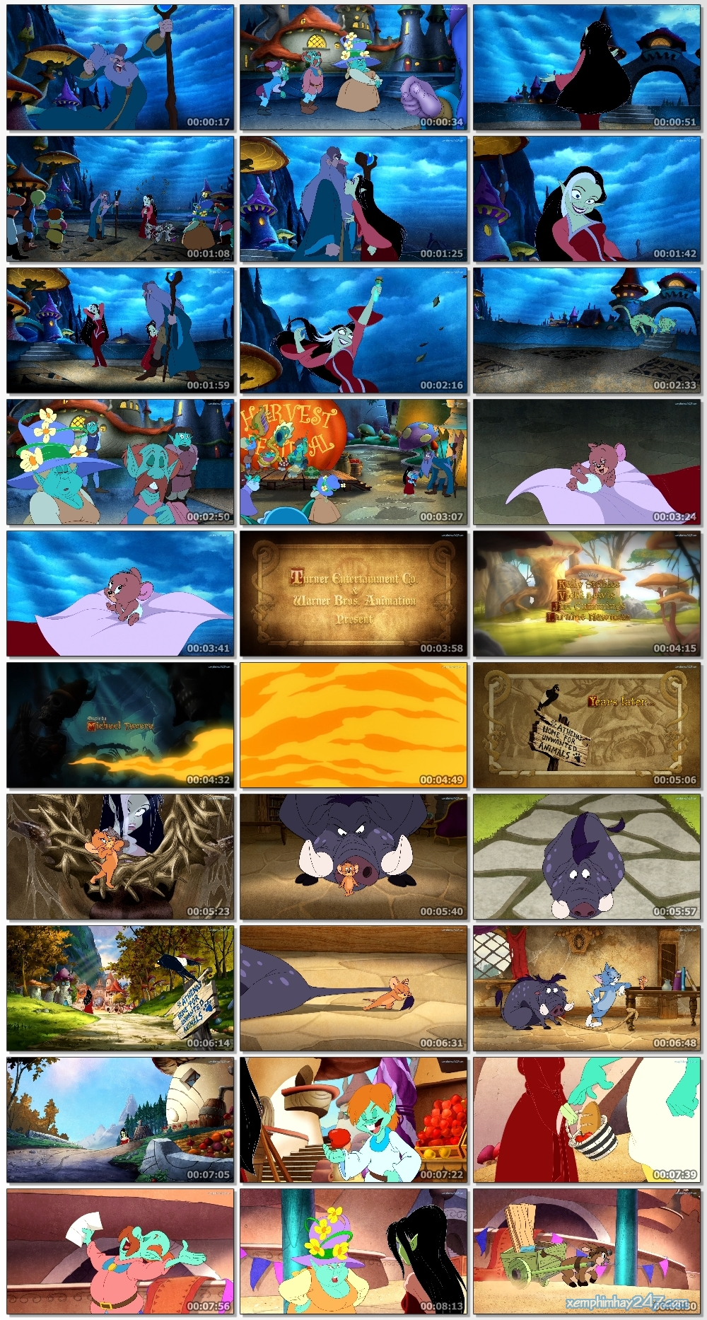 http://xemphimhay247.com - Xem phim hay 247 - Tom And Jerry: Chú Rồng Mất Tích (2014) - Tom And Jerry: The Lost Dragon (2014)
