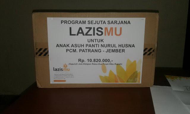 Program sejuta sarjana dari Lazismu untuk mahasiswa dhuafa