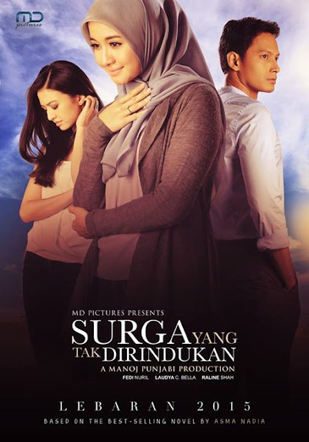 Surga Yang Tak Dirindukan (2015) Malaysub HDTV MASTER 1080p