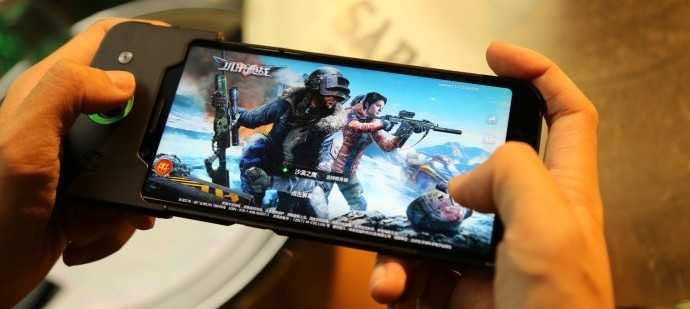 Xiaomi Black Shark - Best Android Gaming Phones For 2018