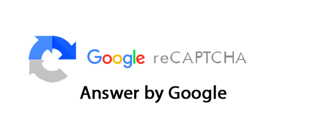 Google reCaptcha error found | Verifying the user's response