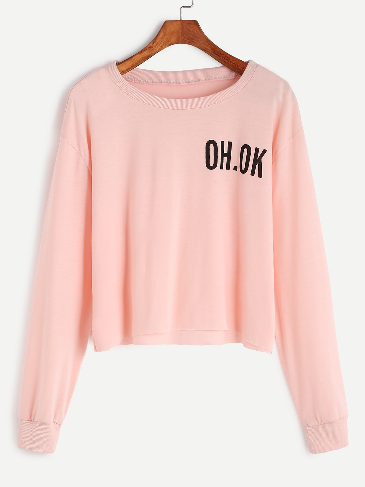 oh ok jumper sweatshirt cheap