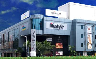 BANGALORE TRAVEL: Malls in Bangalore