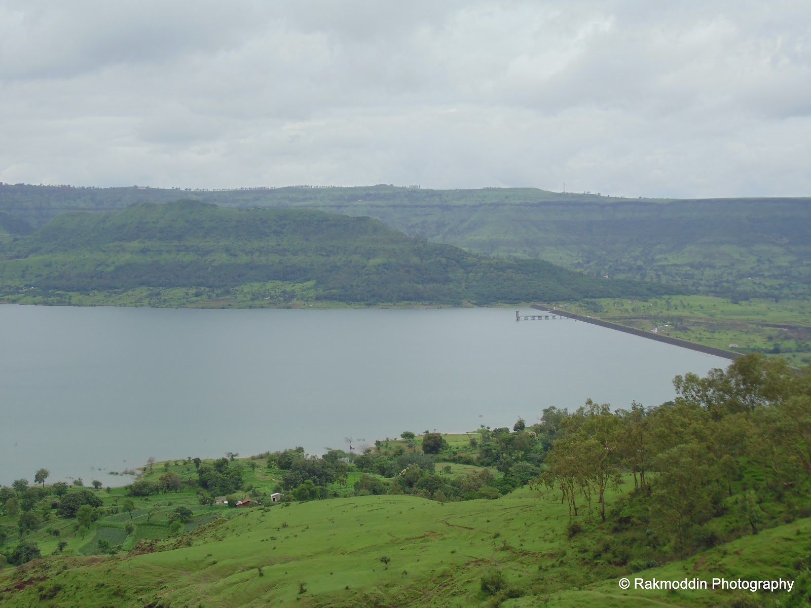 Thoseghar waterfalls in Satara during the monsoon