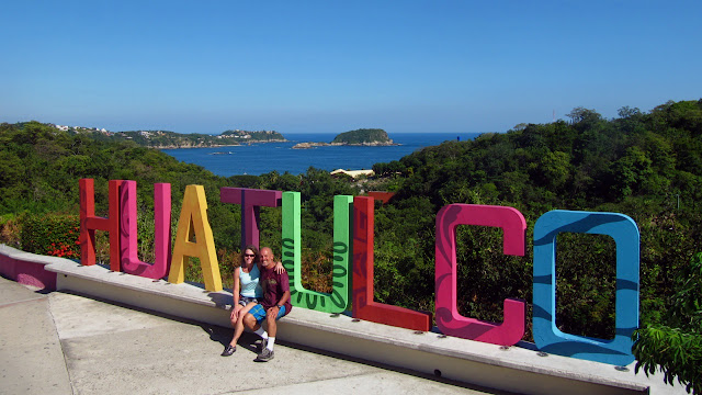 Hot times in Huatulco, Mexico...