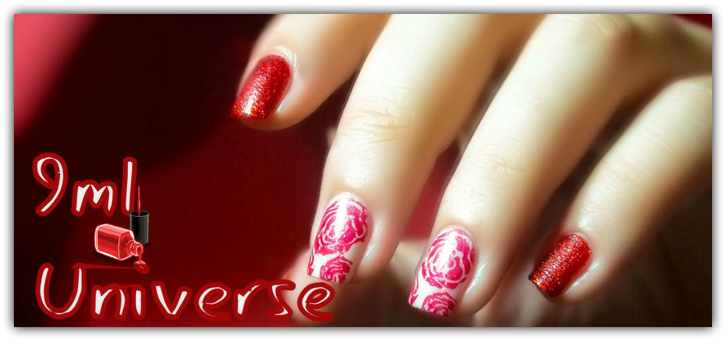 9ml Universe: [ABC Nails] K, L, M id for Kinetics, L'oreal and Max