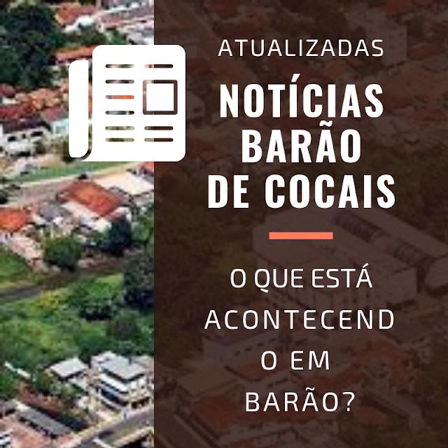 Notícias de Barão de Cocais