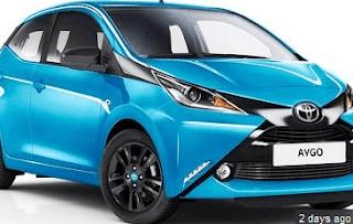 Toyota adalah hanya satu produsen mobil asal Asia yang masuk juga sebagai 3 besar. Yang setelah itu di posisi ke-2 yaitu BMW