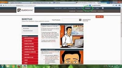 Tutorial Cara Mendaftar Click Bank