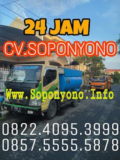 Jasa Sedot WC Kota Sidoarjo