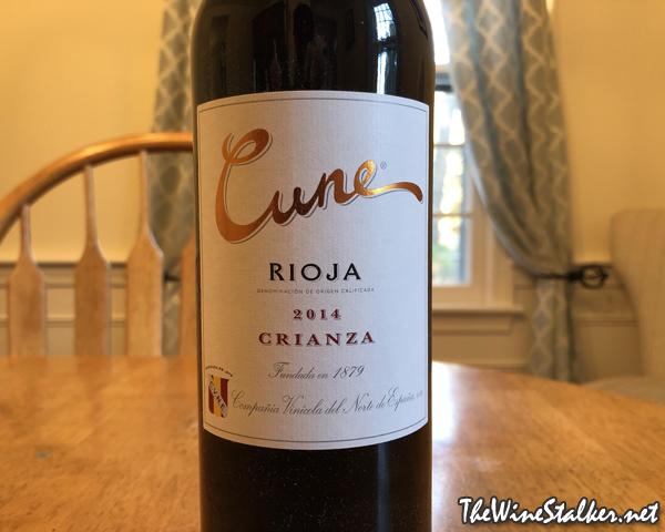 CVNE Rioja Crianza 2014
