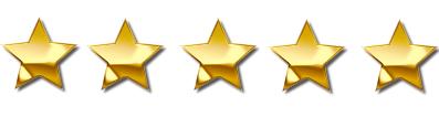 Resultado de imagem para 5 estrelas