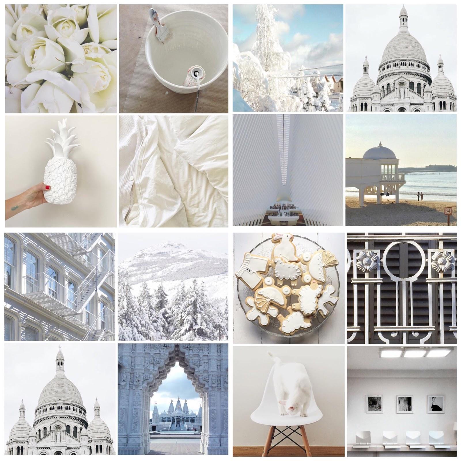 Todos los significados del blanco para #colorsoloparami