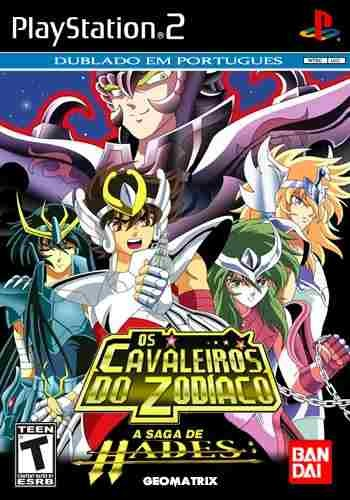 cavaleiros do zodiaco hades ps2 dublado